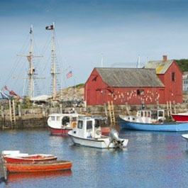 Motif No. 1 Rockport, Massachusetts